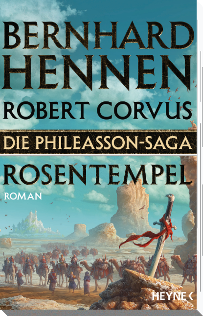 Phileasson VII: Rosentempel